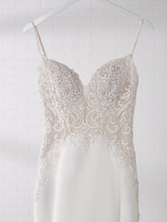 Maggie Sottero Wedding Dress Juanita 20MS268 Color1