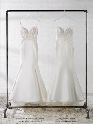Maggie Sottero Wedding Dress Juanita 20MS268 Color3