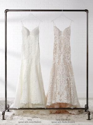 Maggie Sottero Wedding Dress Lucretia 20MC197 Color3