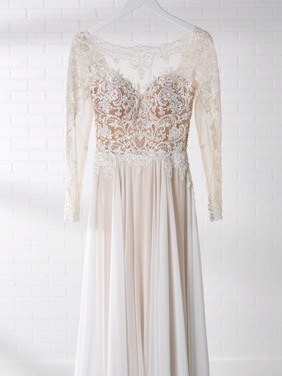 Maggie Sottero Wedding Dress Madilyn 20MS236 Color2