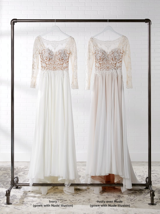 Maggie Sottero Wedding Dress Madilyn 20MS236 Color3