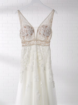 Maggie Sottero Wedding Dress Micki 20MW207 Color1
