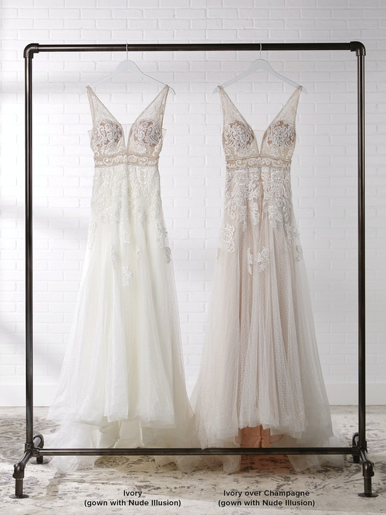 Maggie Sottero Wedding Dress Micki 20MW207 Color3