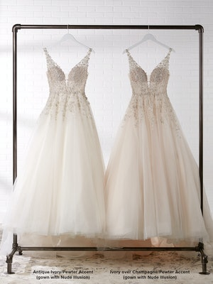 Maggie Sottero Wedding Dress Talia 20MS290 Color3