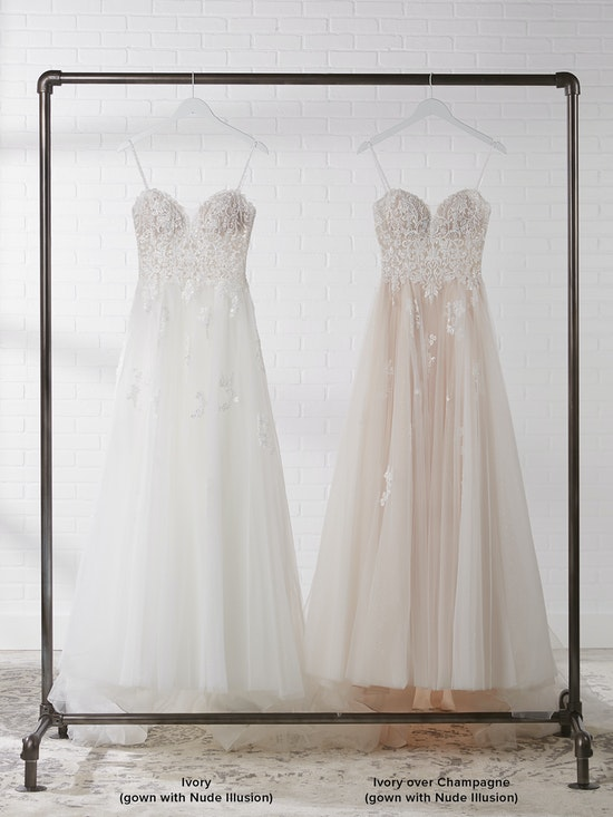 Rebecca Ingram Wedding Dress Marisol 20RS230 Color3
