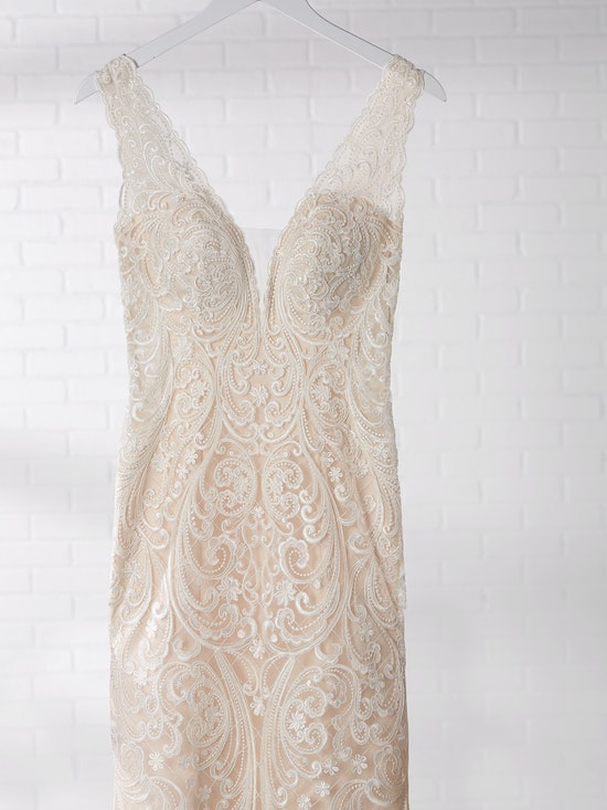 Sottero and Midgley Wedding Dress Bryce 20SN187 Color2