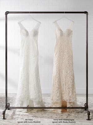 Sottero and Midgley Wedding Dress Bryce 20SN187 Color3