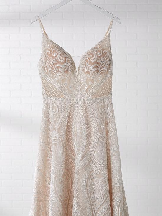 Sottero and Midgley Wedding Dress Roxanne 20SC214 Color2