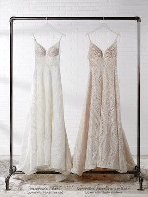 Sottero and Midgley Wedding Dress Roxanne 20SC214 Color3
