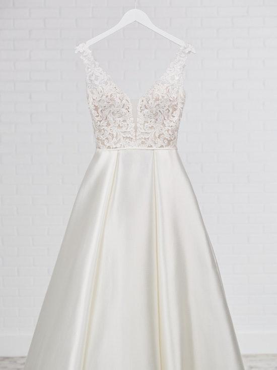 Maggie Sottero Wedding Dress Sonnet 20MS602 Color1