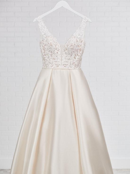 Maggie Sottero Wedding Dress Sonnet 20MS602 Color2