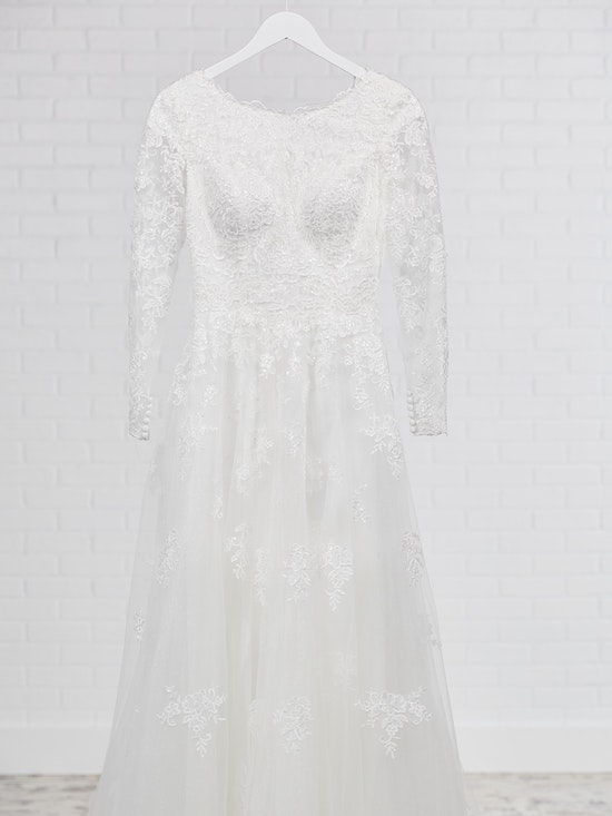 Maggie Sottero Wedding Dress Warren 20MS682 Color1