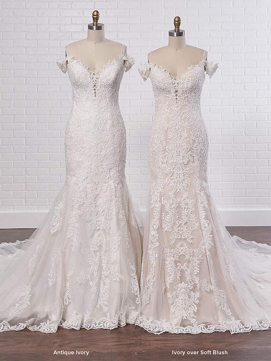 Maggie Sottero Wedding Dress Della 8MC750 Color3